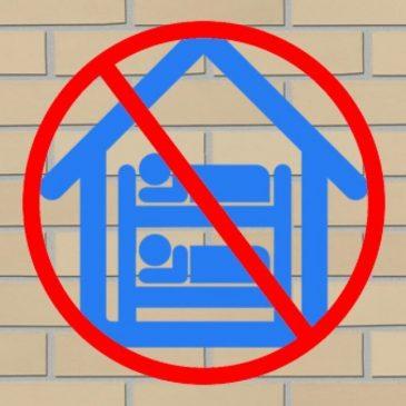 Хостел в жилом доме: новые правила размещения
